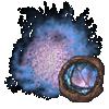 Dust: Rough Opal applicator.