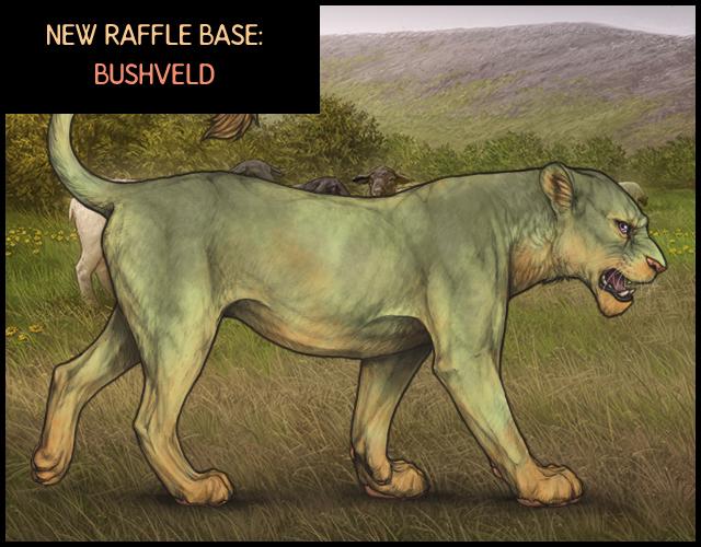 Green Bushveld base screenshot.